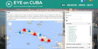 Eye on Cuba -Monitoring Human Rights Abuse Cases