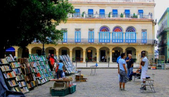 Book Market in Plaza de Armas / by PIN