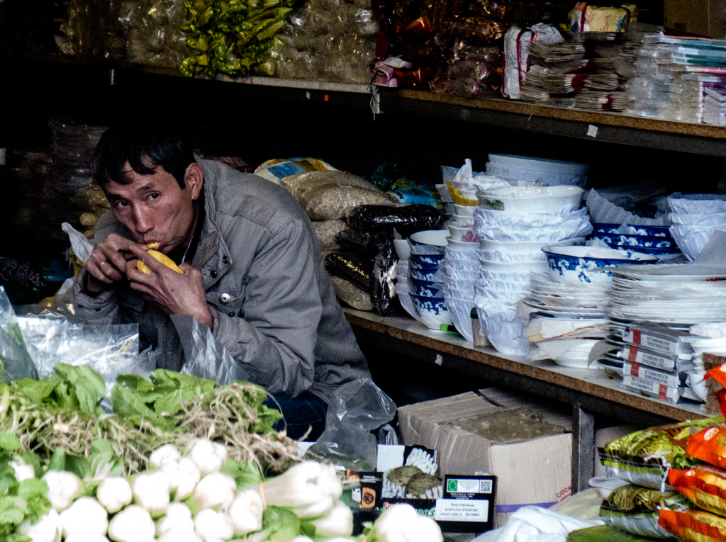 Capture from vietnamese market SAPA in Prague / by Taylor Torres