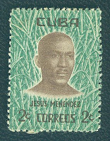 Jesus Menéndez Larrondo (Philately)