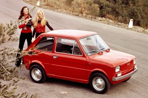 Fiat 125. Illustrative image.